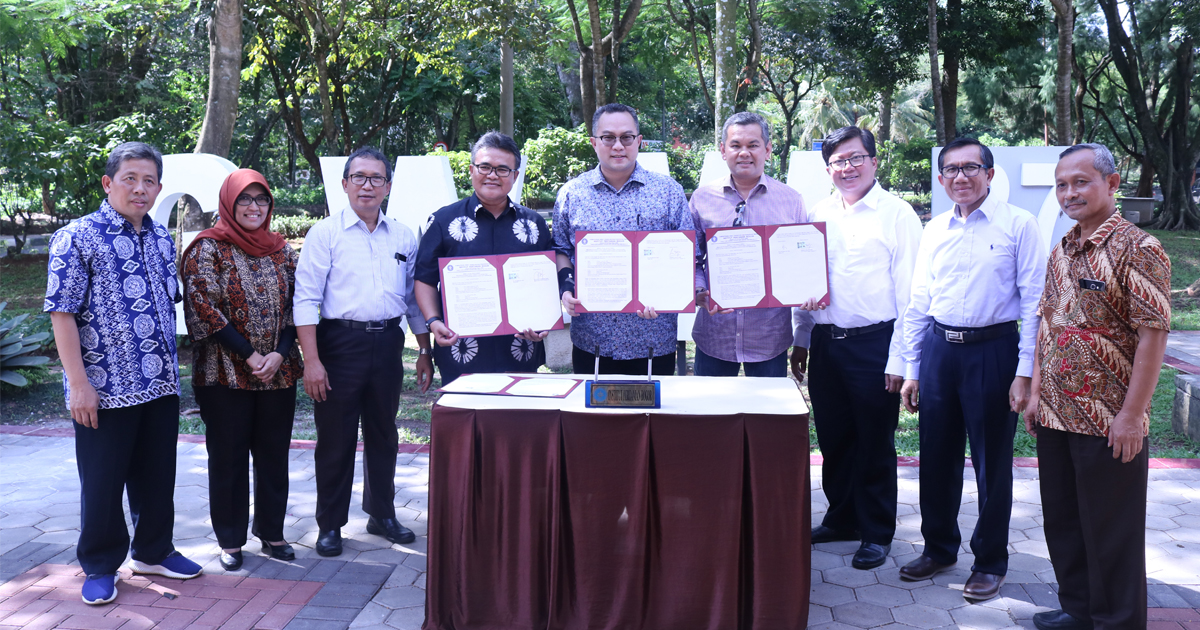 IPB Alumni Dedicate Parks for Almamater