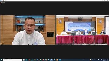 DPD HA IPB University West Java Holds Work Meeting