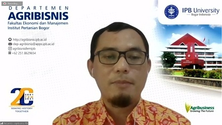 Dr Feryanto Gave An Explanation About The Soaring Price of Chili