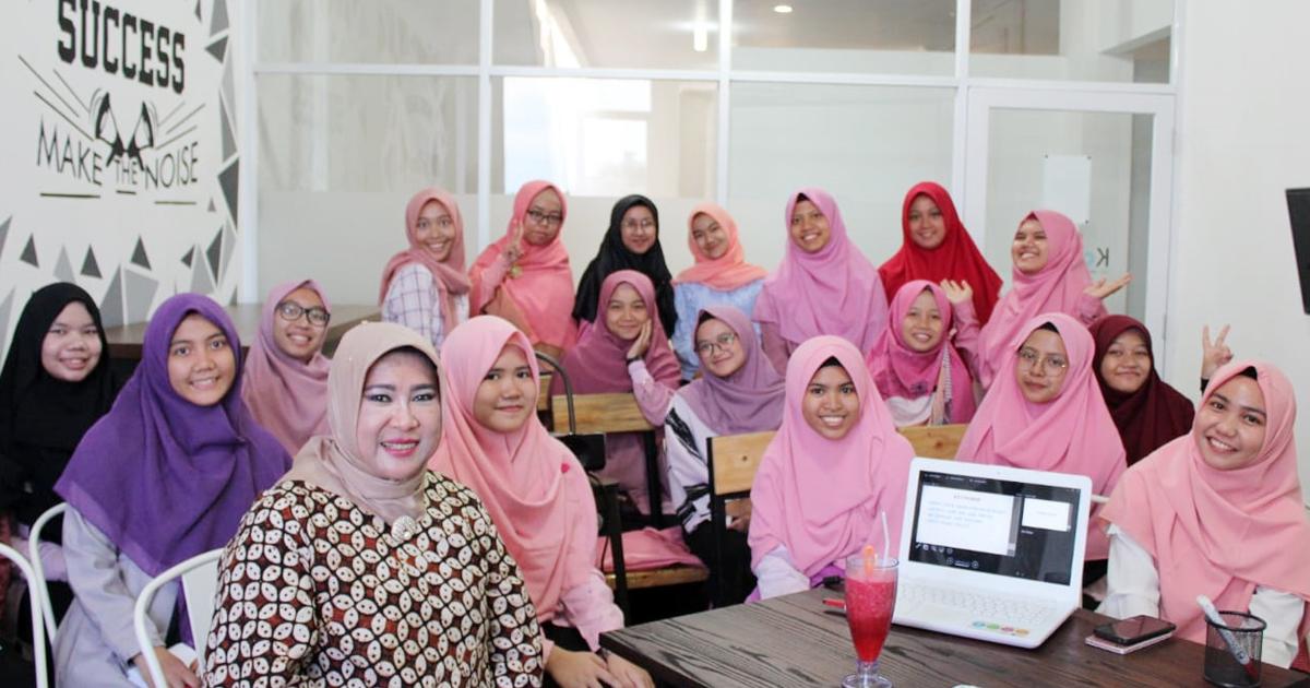 FIA 4.0, Female Friendly Application by IPB University Students