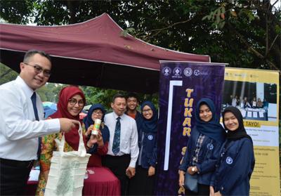 Ini Cara Mahasiswa IPB University Berorganisasi Sekaligus Menjaga Lingkungan