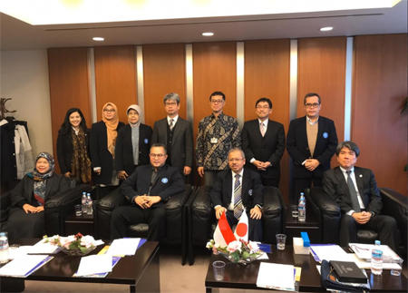 IPB Expands Collaboration with Strategic Partners in Japan