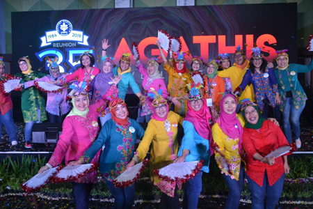 More than 650 Alumni Attend 35th AGATHIS Grand Reunion