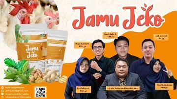 IPB University Students Create JEKO Herbal Medicine for Broiler Chicken
