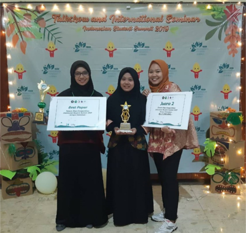 IPB University Students Create Pesticide from Lerak Fruit and Win 2nd Place in National Competition