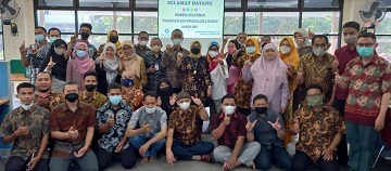 IPB University Library Holds Indexation and Citation Training for Lecturers' Scientific Works