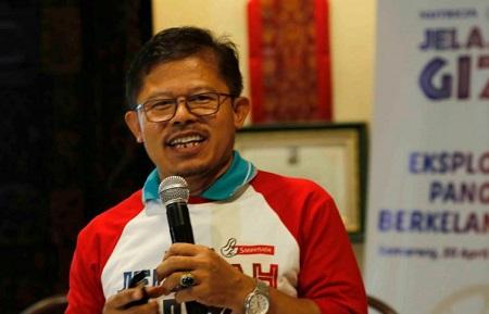 Prof Dr Ahmad Sulaeman: Talas Beneng Punya Potensi Besar untuk Ekspor