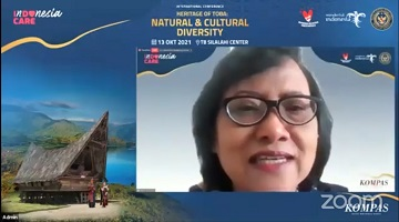 Prof. Harini Muntasib: Branding Lake Toba as Traces of the World's Largest Volcanic Eruption Must Be a Pride