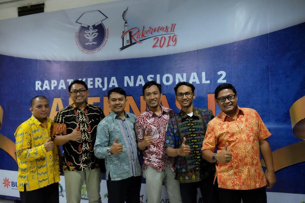 The 2nd National Meeting (Rakernas) of the IPB University Alumni Association