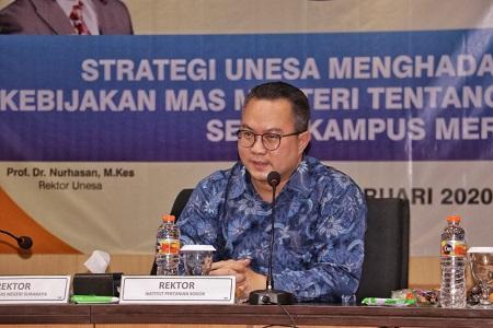 Rektor Ipb University Kurikulum Ipb K2020 Skripsi Bisa Dikerjakan Dengan Kelompok Ipb University