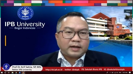 Food Security Strategies In The New Normal Era Of Covid 19 Pandemic Ipb University