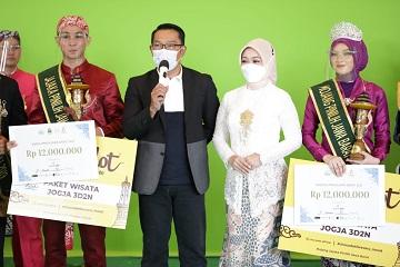 Ulfa Atamimi, IPB University Student, Chosen as Mojang West Java 2021, With Straw Capital